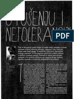 Slavoj Žižek - O pušenju i netoleranciji