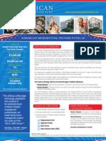 American Residential Brochure