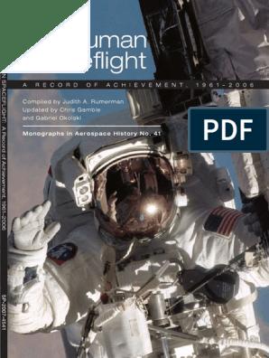 Space Flight Missions History Project Gemini Project Mercury