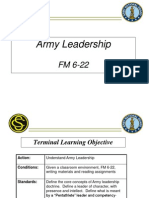 Army Leadership Slides