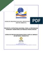 Curso de Radiactividad-Ingeominas Colombia