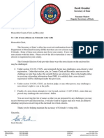 Noncitizen County Letter