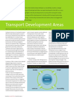 Transport Development Areas RICS