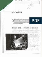 Psicanálise - Estrutura do Aparelho Psíquico - Mecanismos de Defesa