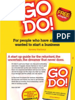 GO DO! For People Who Have Always Wanted to Start a Business