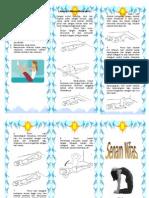 Leaflet Senam Nifas