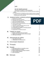 Apostila de Gerenciamento Organizacional e Pessoal(a) Documento Do Word 2007