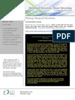 LTI Newsletter - Feb 2011