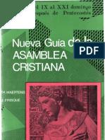 Maertens, Thierry - Nueva Guia de La Asamblea Cristiana 05