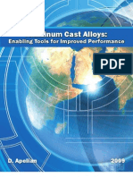 Aluminum Cast Alloys