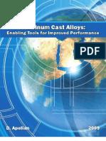 Aluminum Cast Alloys