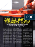Are All Battery Chargers Alike