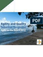Sebastian Bergmann - Agility & Quality AOTB2012