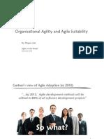 Dragan Jojic - Assessing Agile Suitability AOTB2012