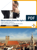 Stefan Priebsch - Observations From the Agile Front AOTB2012