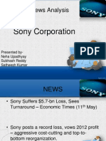 sony ppt