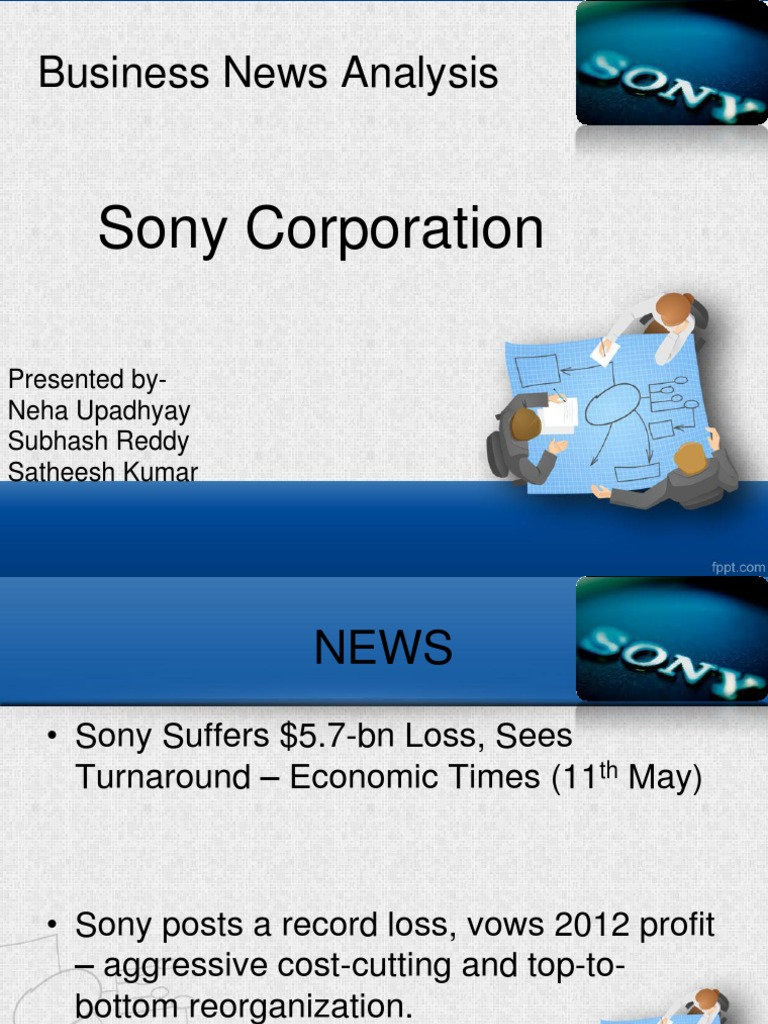 sony a transnational corporation Business strategies of the multinational corporations sony tvs or mcdonald's the transnational corporation does not centralize or decentralize the.