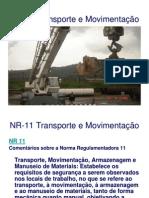 LEGISLAÇÃO NR-11 E NR-12