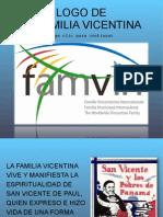 Logo de Familia Vicentina