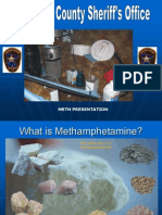 Meth Presentation
