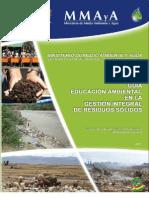 Guia de Educacion Ambiental en Girs 2012 Version Borrador