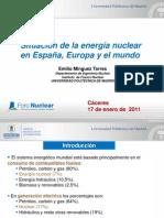 Energia Nuclear Emilio Minguez