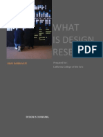 What is Design Research?