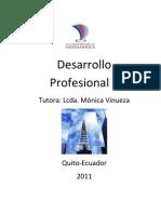 Material de Estudio Taller3 Desarrollo Profesional II