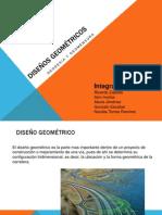 Diseños Geometricos dicertacion