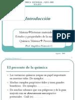 Introduccción quimica