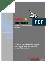 Taller Escritura Creativa 2012
