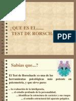 Test de Rochachard
