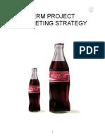 Coca Cola Marketing Strategies