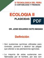 Clase 14- Plaguicidas. Eco II