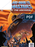 He-Man Issue 2 Exclusive Preview