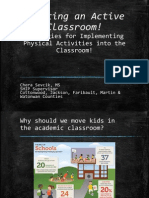 Creating an Active Classroom!