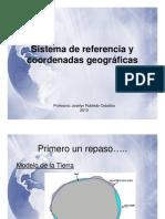 Sistema de referencia y coordenadas geográficas - Joselyn Robledo Ceballos