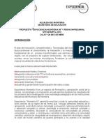 EXPOCIENCIAIN - Montería Innovadora