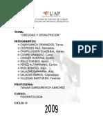 Monografia Obesidad y Desnutrcion[1]