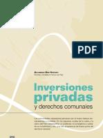 comunidades andinas