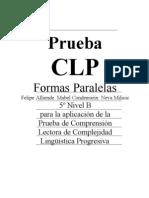 Protocolo CLP 5 B