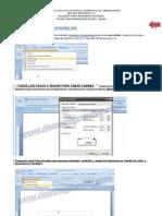Crear Sobres en Office Word 2007