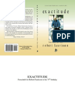 Countess, Robert - Exactitude - Festschrift for Robert Faurisson (en, 2004, 144 S., Text)