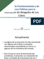 Asociación de Abogados de Los Cabos slide show