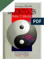 Macrobiotica Zen Para o Brasil Henrique Smith