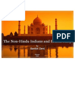 Devi, Savitri - The Non-Hindu Indians and Indian Unity (en, 1940, 87 S., Text)