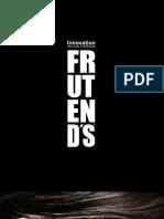 Catalogo FRUTENDS