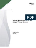 Java Memory Management Whitepaper - April 2006