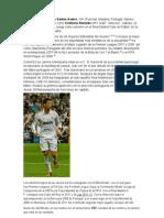 Cristiano Ronaldo homework
