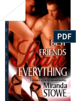 Miranda Stowe - Best Friends Share Everything